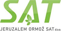 Jeruzalem SAT Ormož Logo